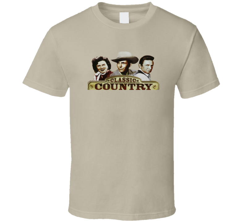 Classic Country T Shirt