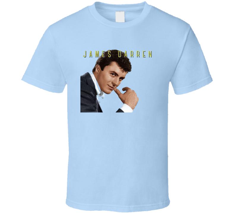 James Darren T Shirt