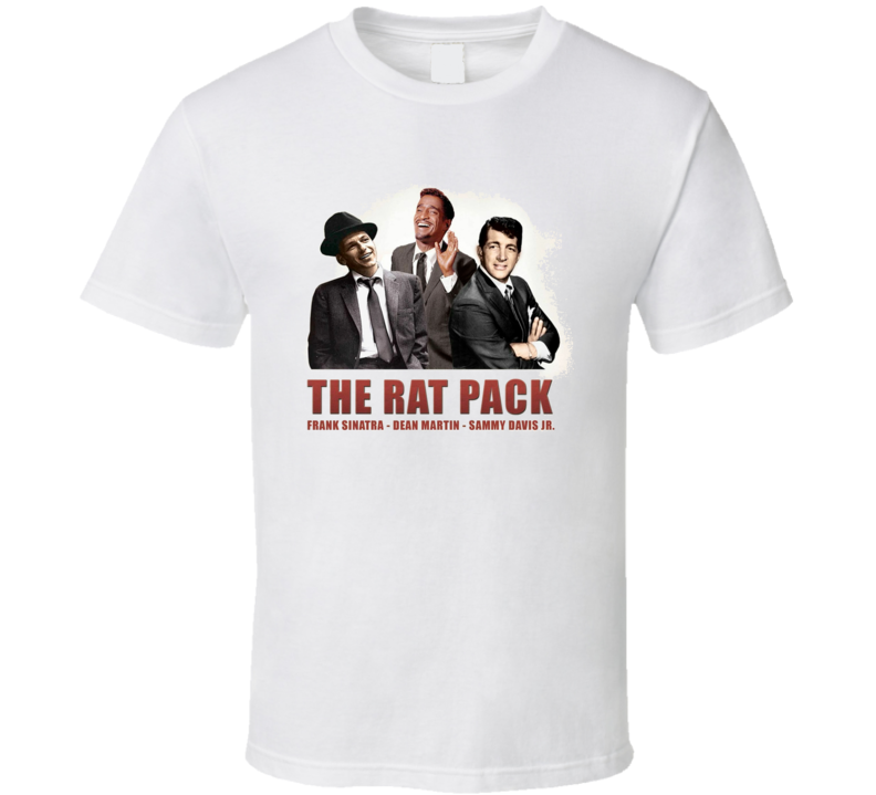 The Rat Pack T Shirt