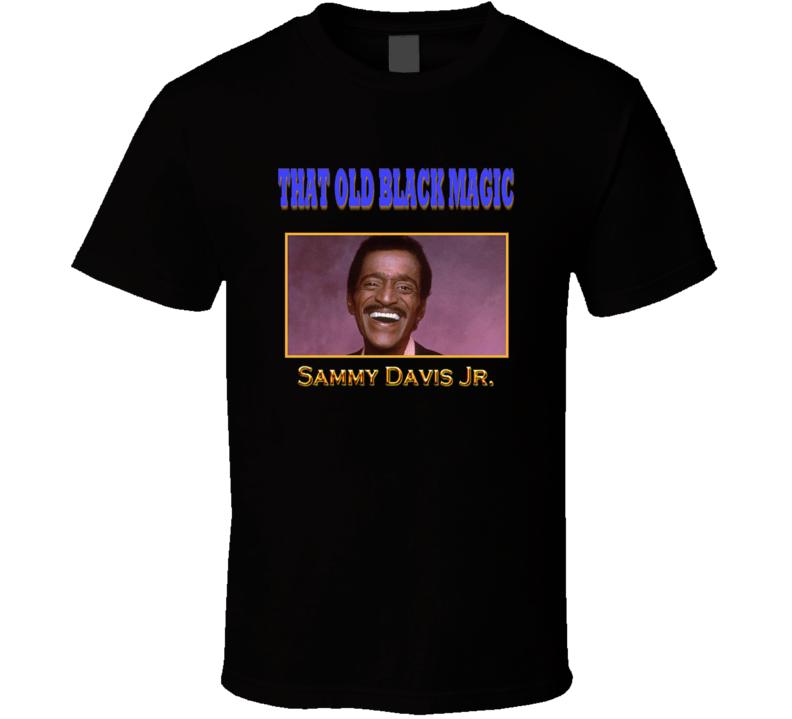 Sammy Davis Jr T Shirt