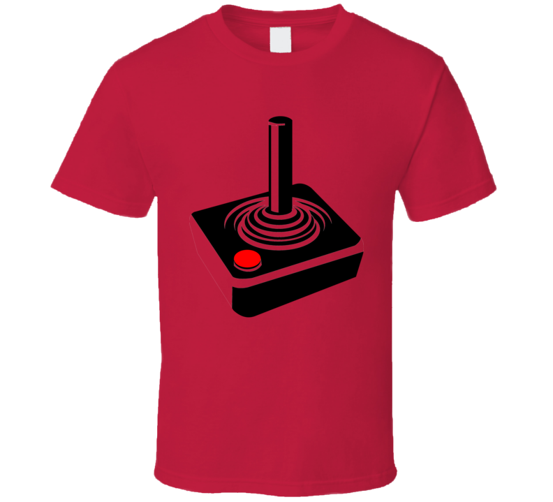Retro Joystick T Shirt
