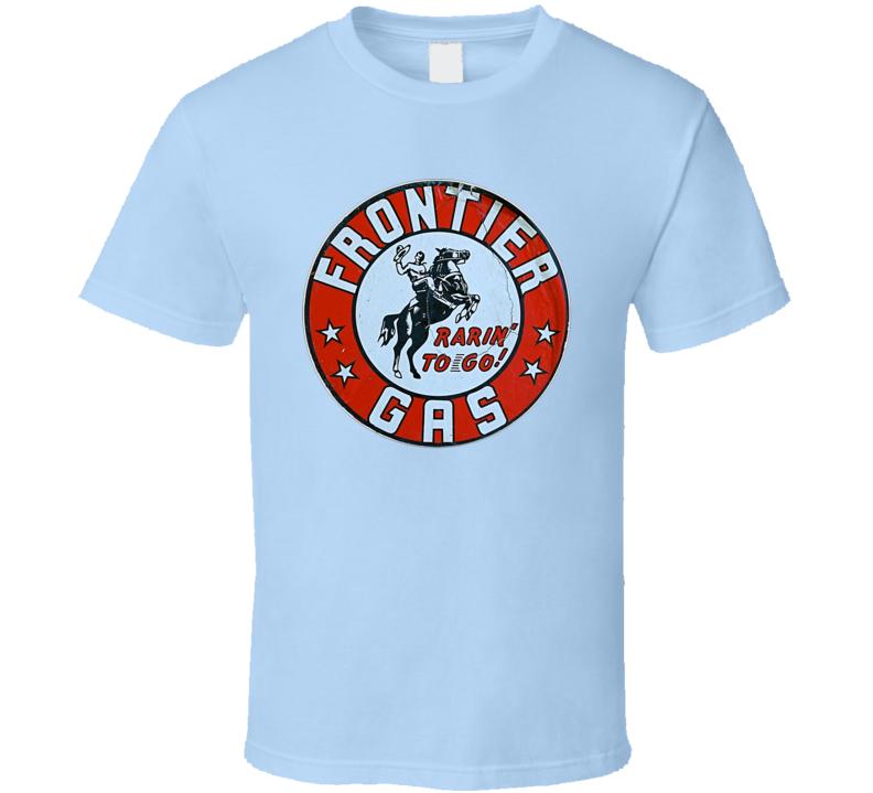 Frontier Gas T Shirt