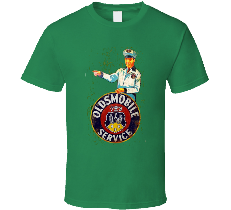 Oldsmobile Service T Shirt