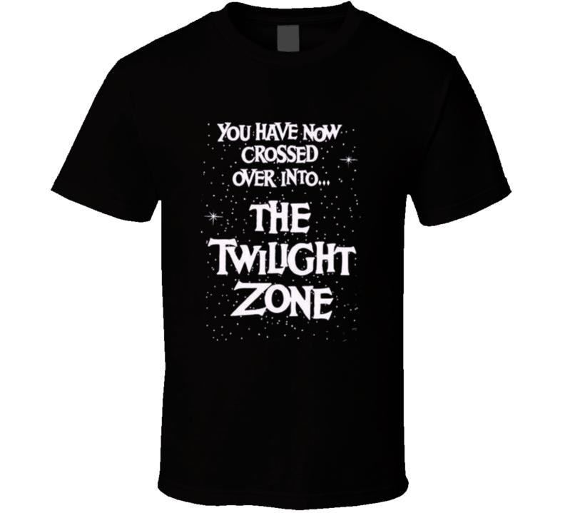 Twilight Zone T Shirt