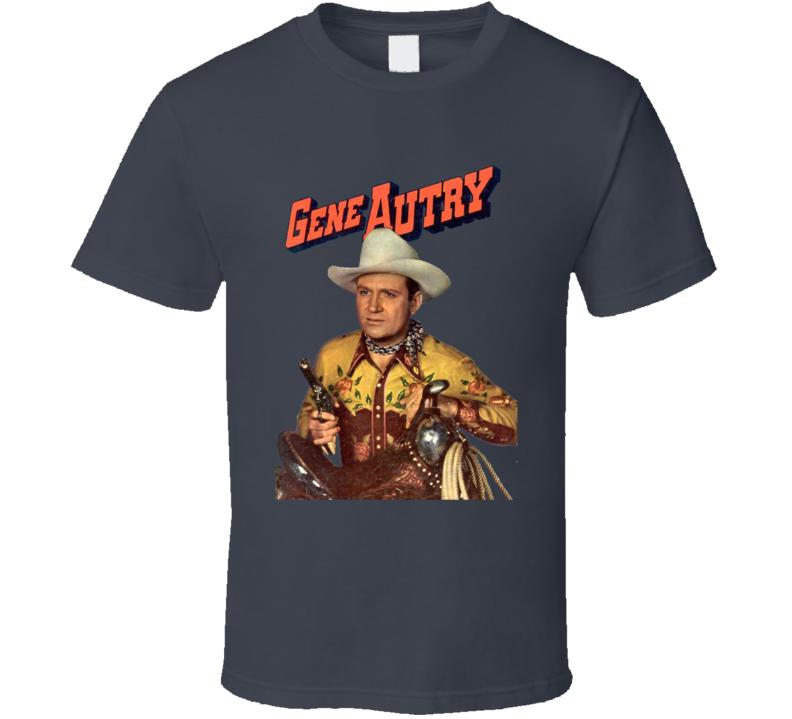Gene Autry T Shirt