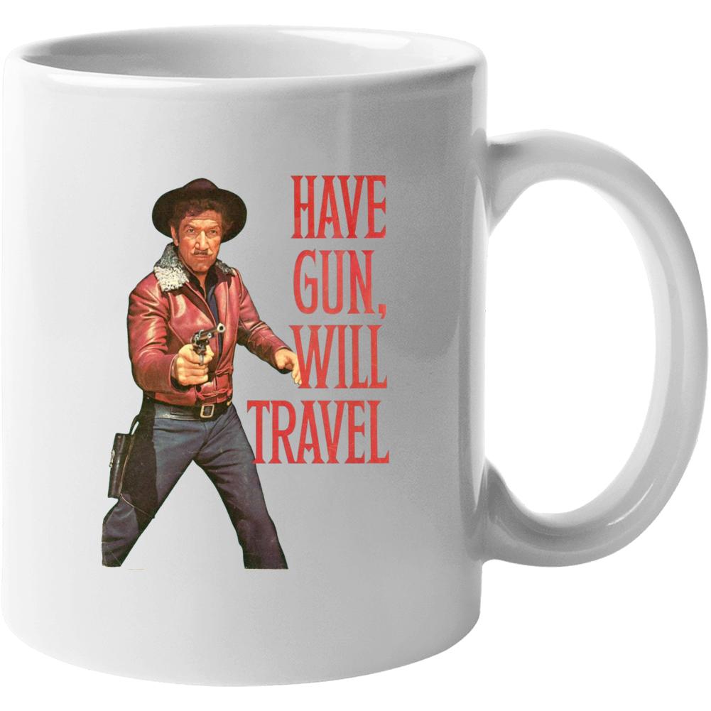 Have Gun Will Travel Mug
