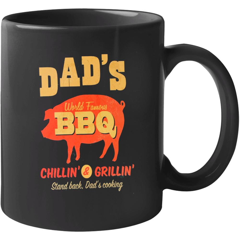 Dad's B B Q Mug