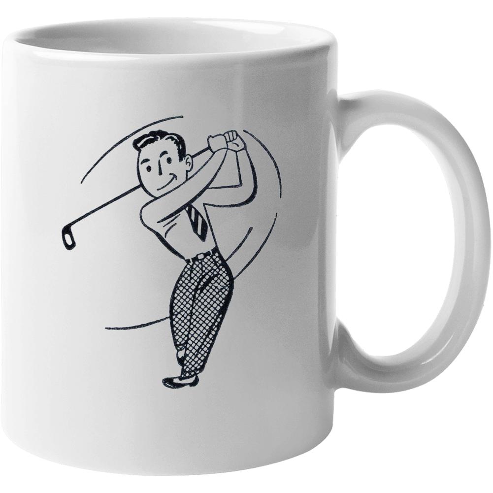 Golf Cup Mug