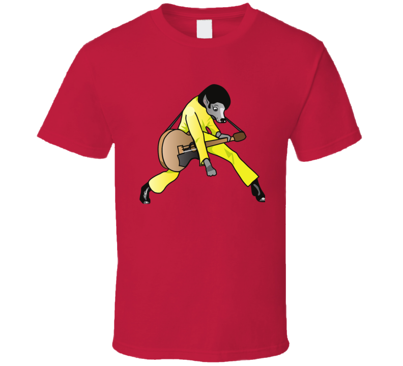 Hound Dog T Shirt