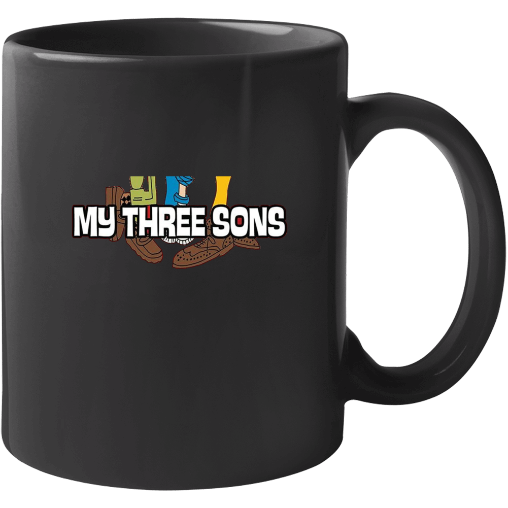 My Three Sons Mug