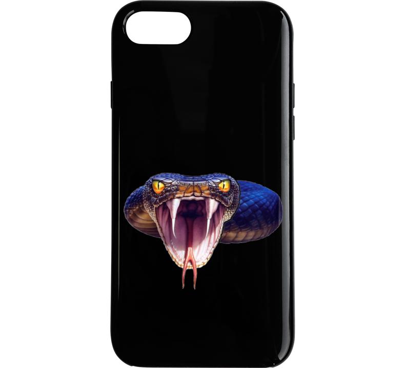 Black Mamba Phone Case