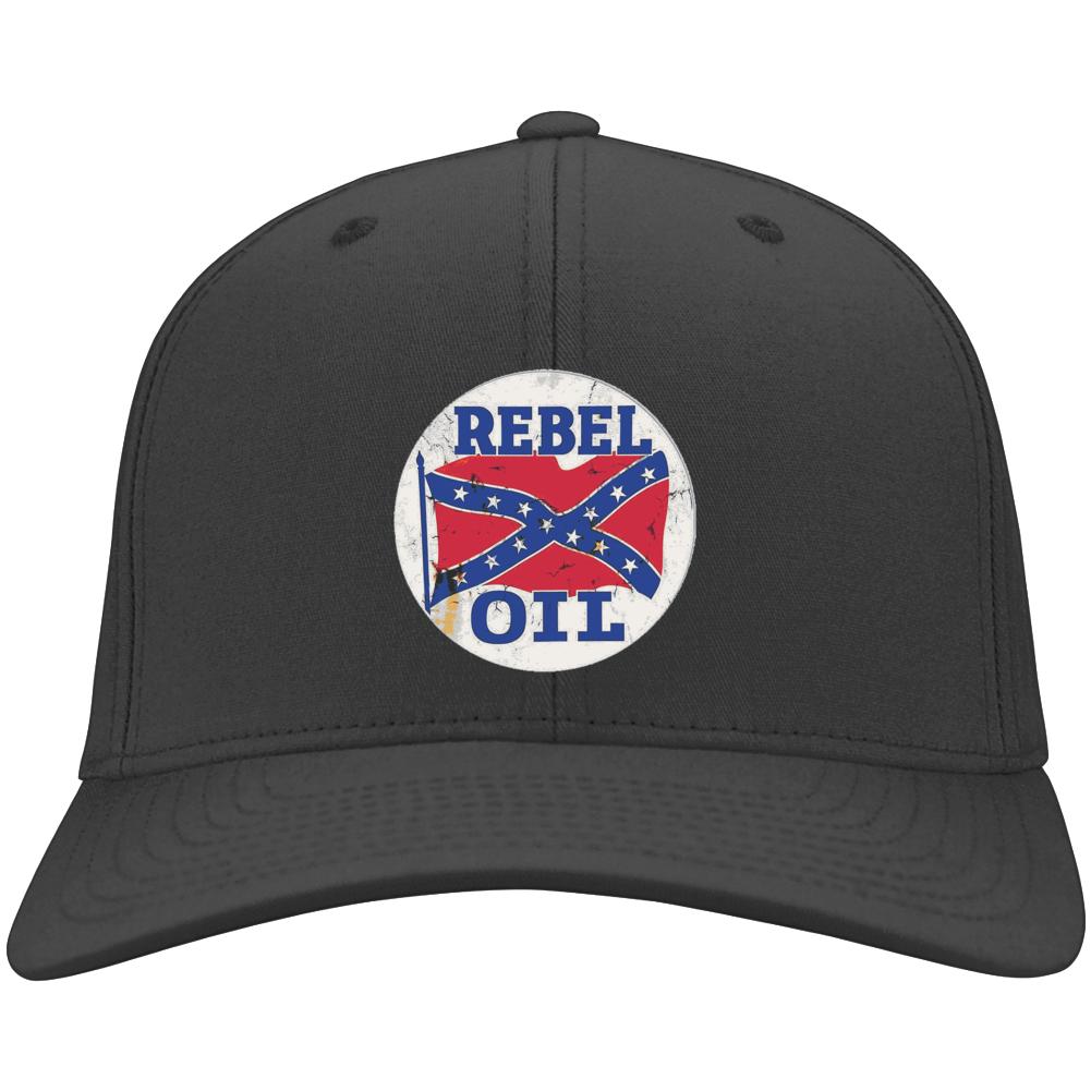 Rebel Oil Hat
