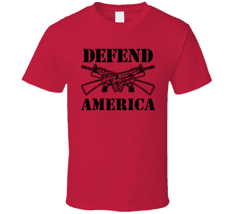 Defend America T Shirt