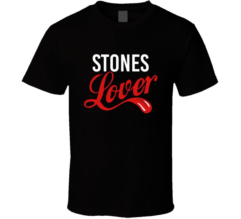 Stones Lover T Shirt