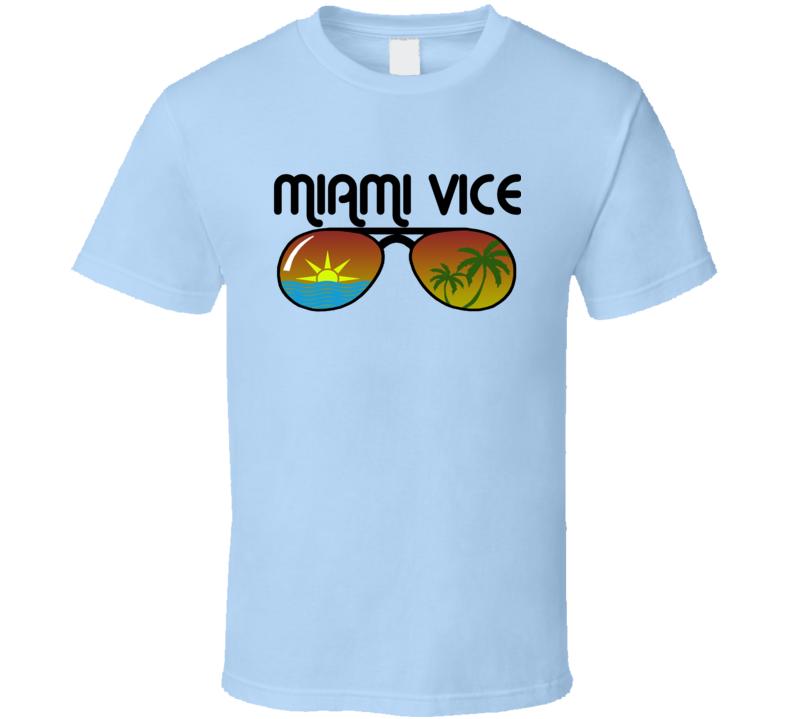 Miami Vice T Shirt
