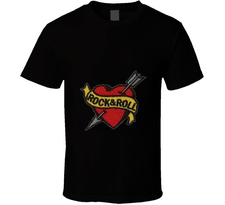 Rock & Roll T Shirt
