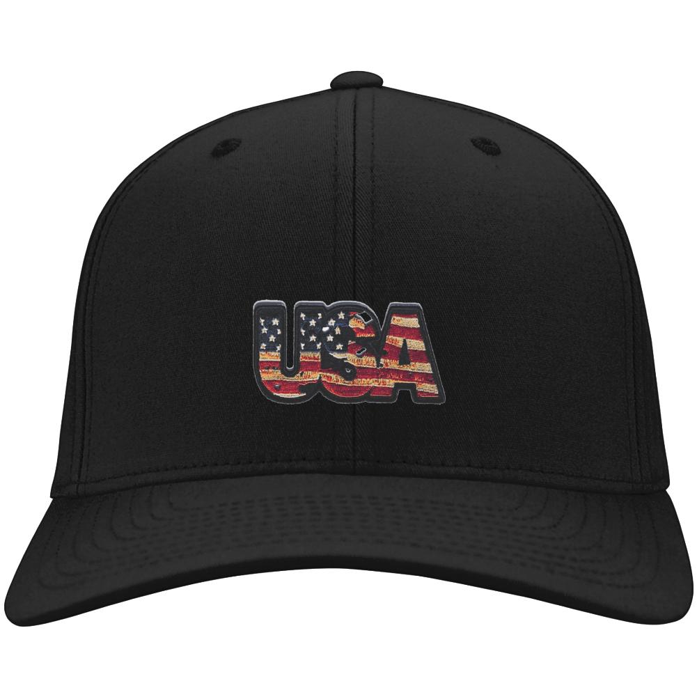 U S A Hat