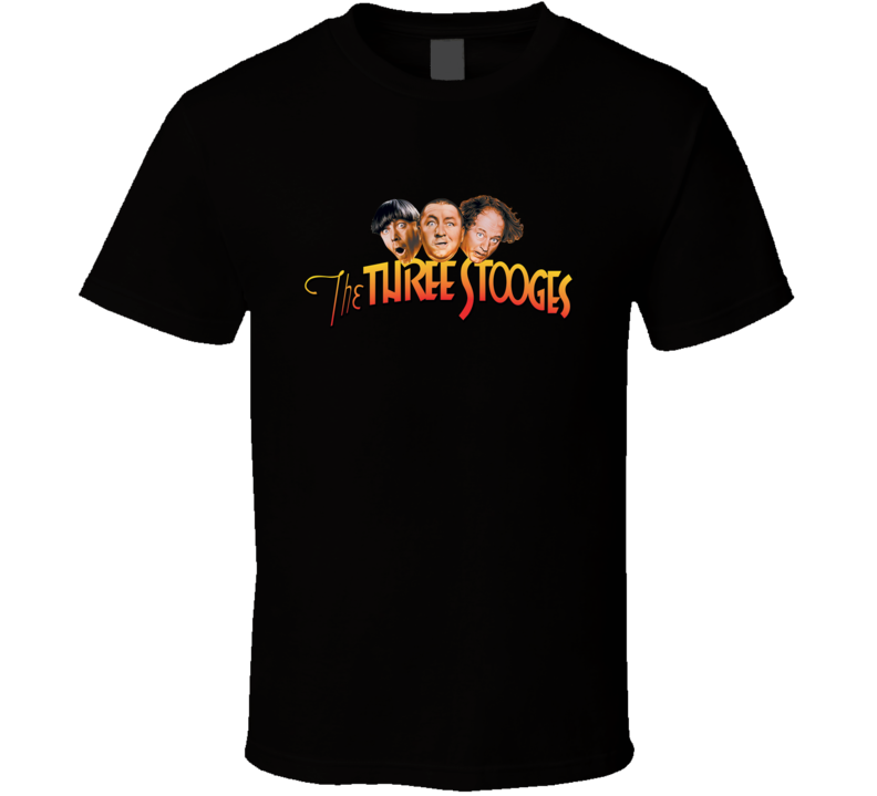 Three Stooges T Shirt