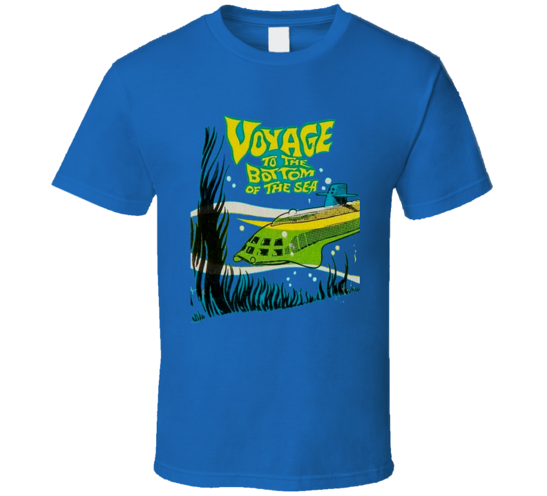 Voyage To The Bottom Of The Sea T Shirt