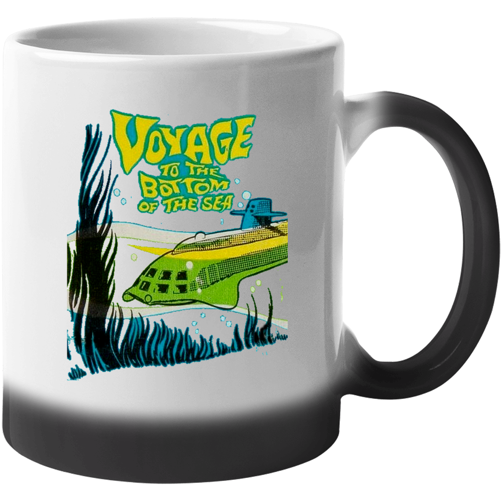 Voyage To The Bottom Of The Sea Mug