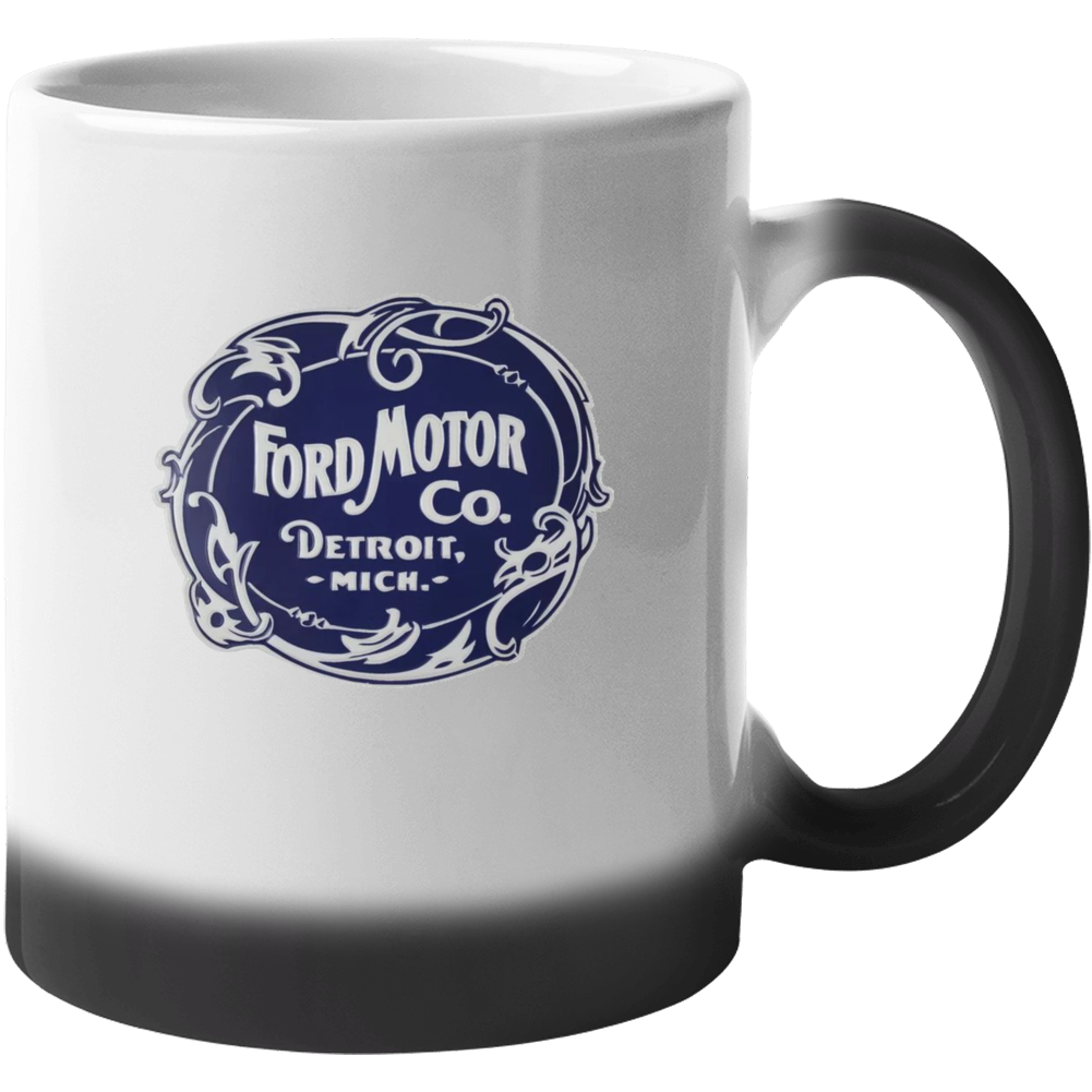 Ford Motor Company Mug