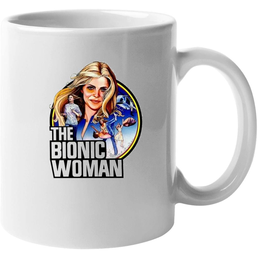 Bionic Woman Mug