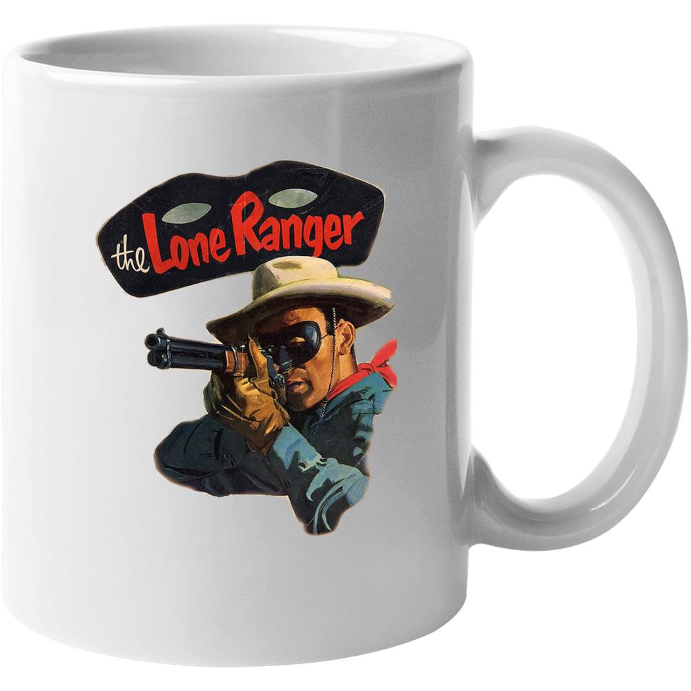 The Lone Ranger Mug