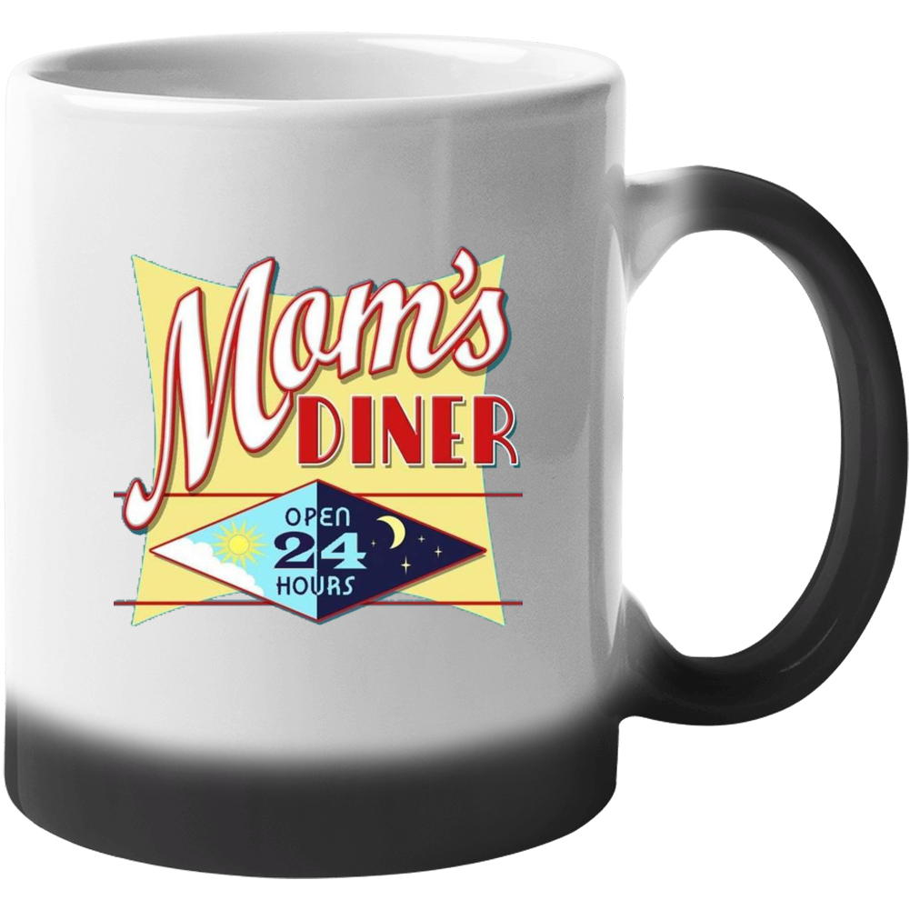 Mom's Diner Mug