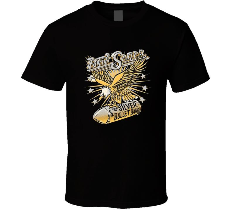 Bob Seger T Shirt