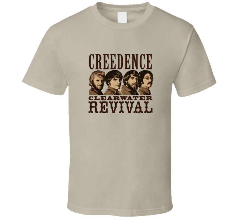 Creedence Clearwater Revival T Shirt