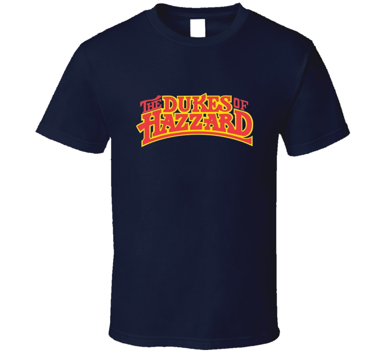 Dukes Of Hazzard T Shirt