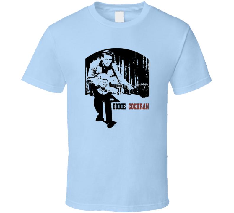 Eddie Cochran T Shirt