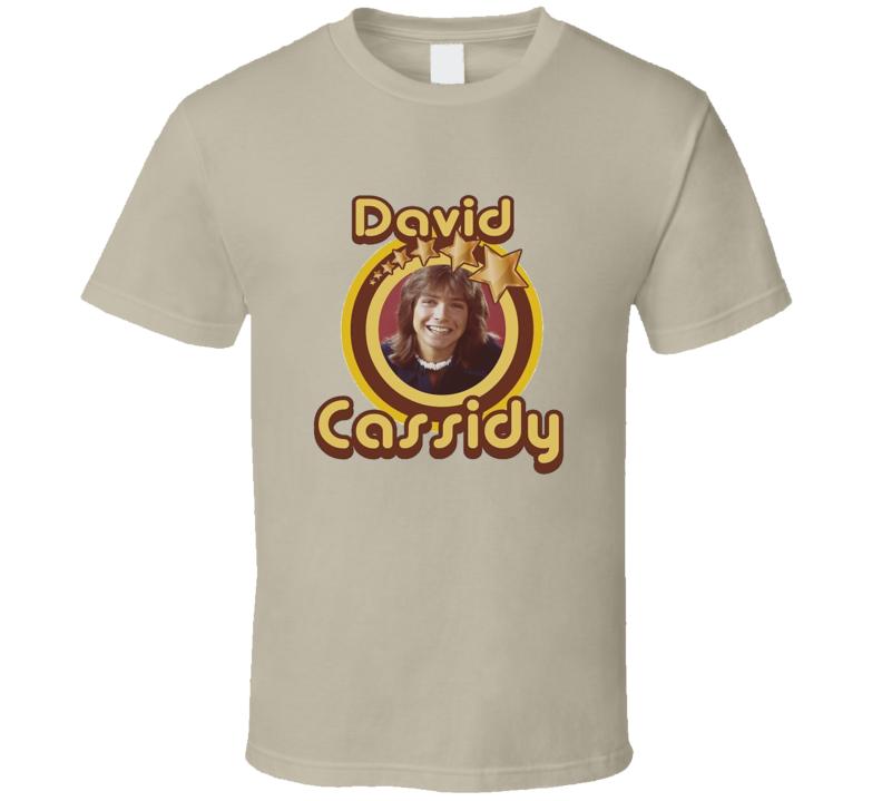 David Cassidy T Shirt