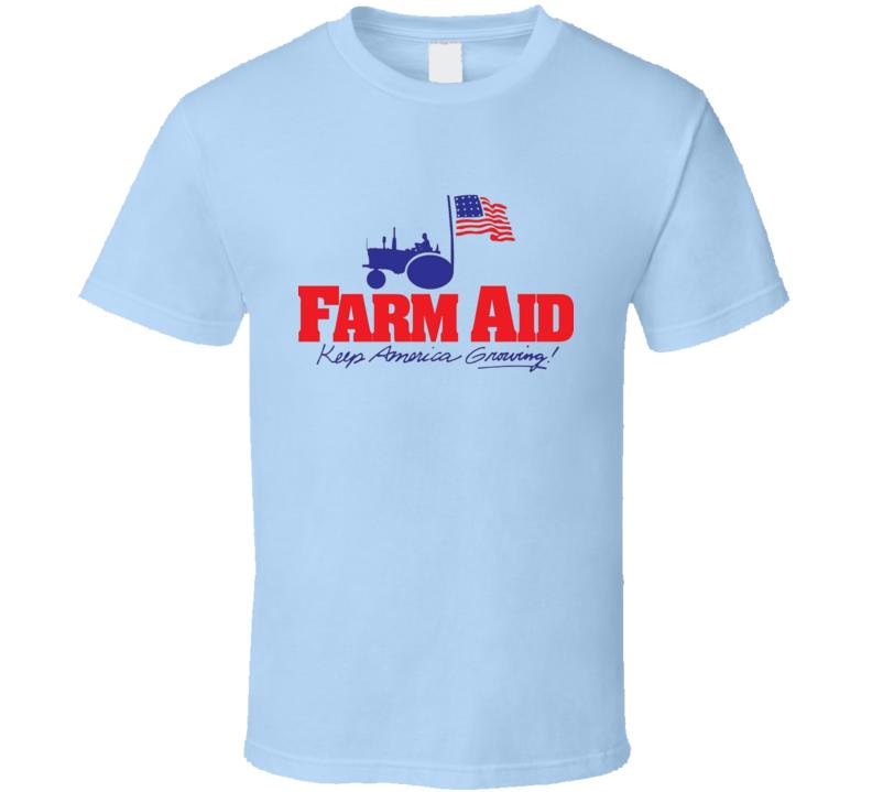 Farm Aid T Shirt