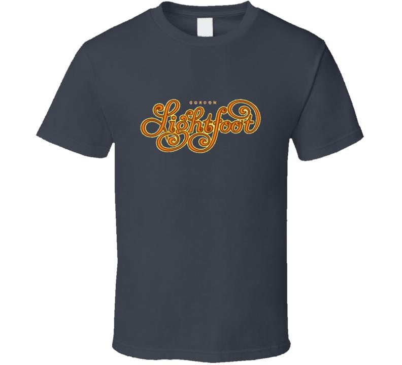 Gordon Light  Foot T Shirt