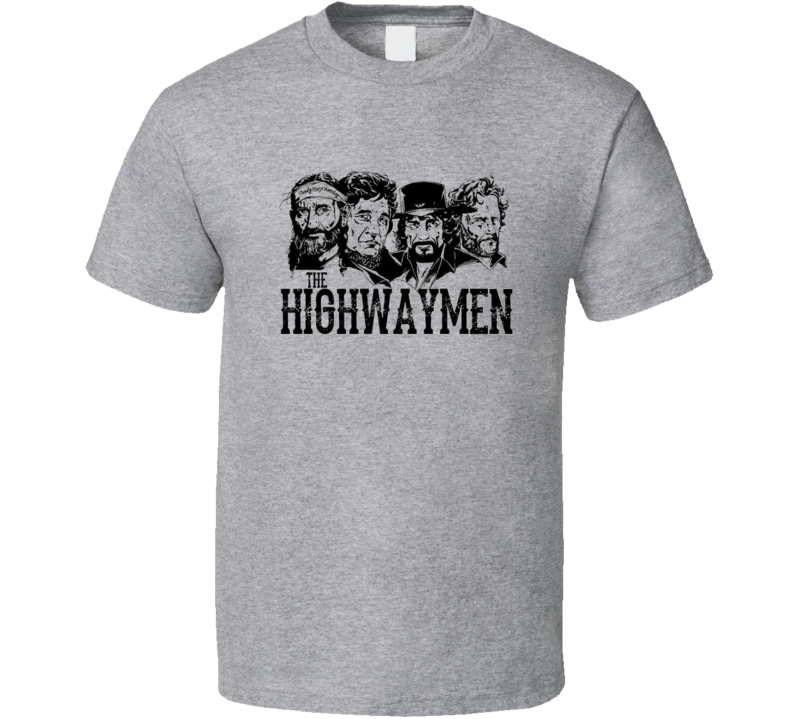 Highwaymen T Shirt