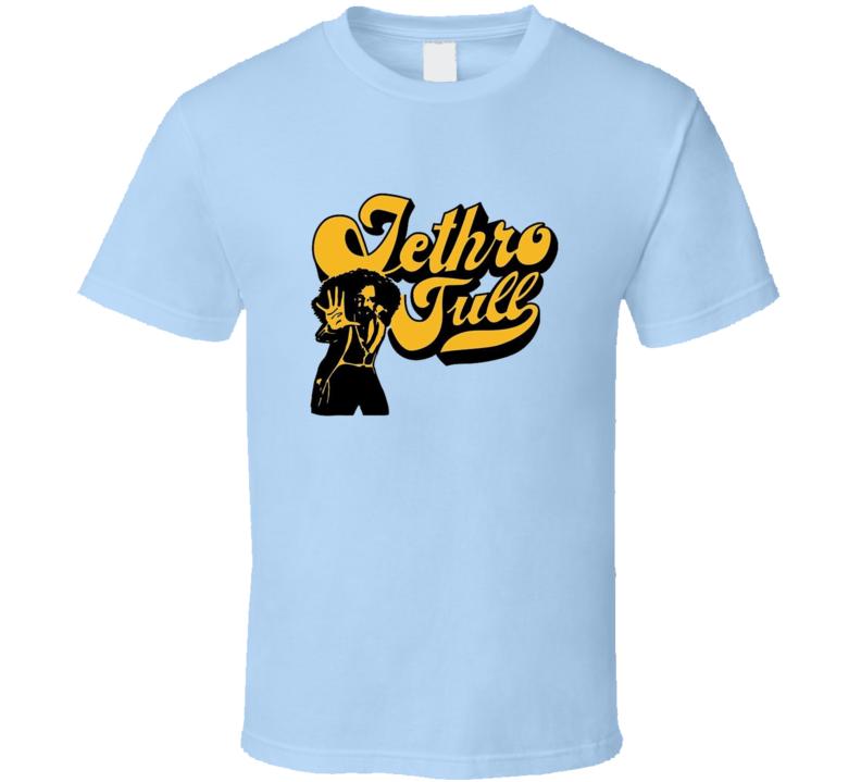 Jethro Tull T Shirt