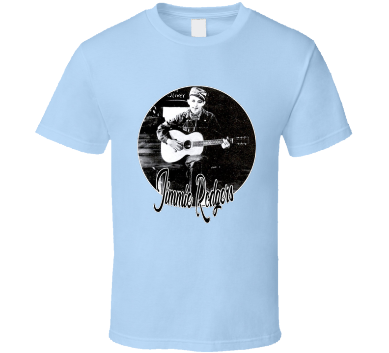Jimmie Rodgers T Shirt