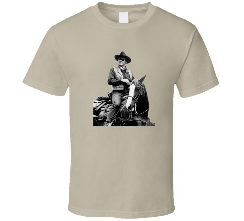 John Wayne T Shirt