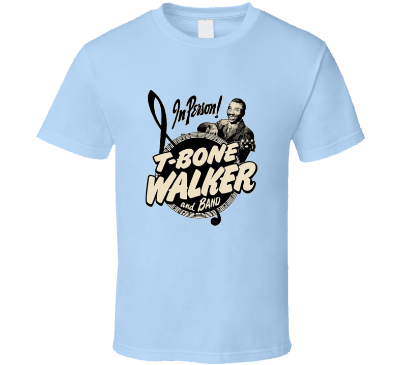 T Bone Walker T Shirt