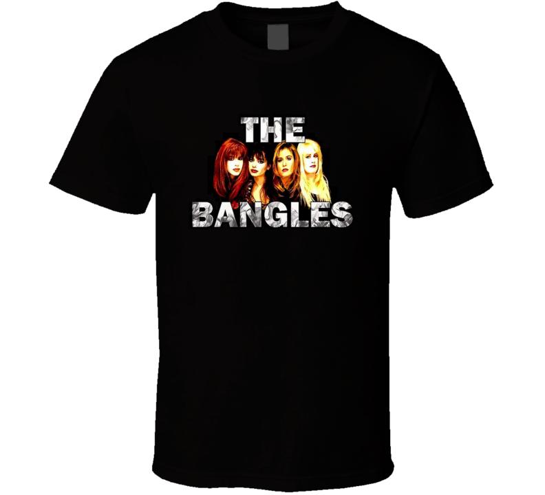 The Bangles T Shirt