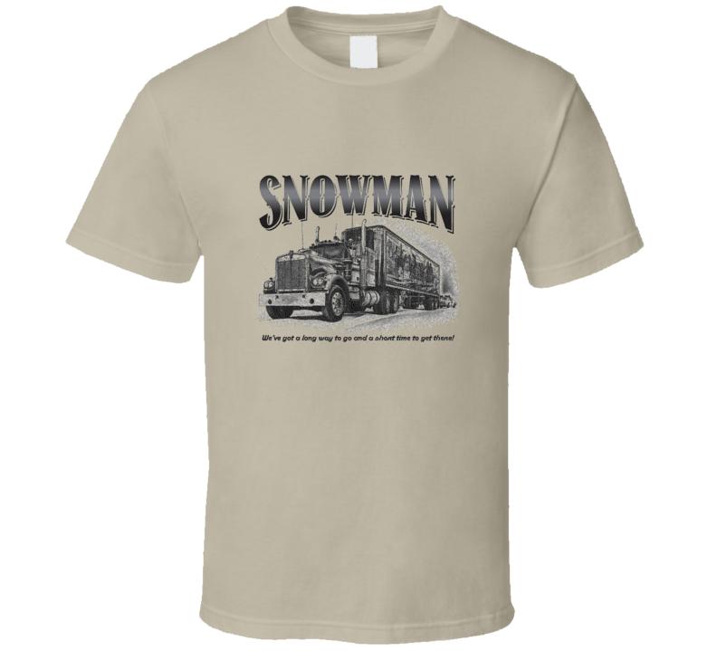 The Snowman T Shirt