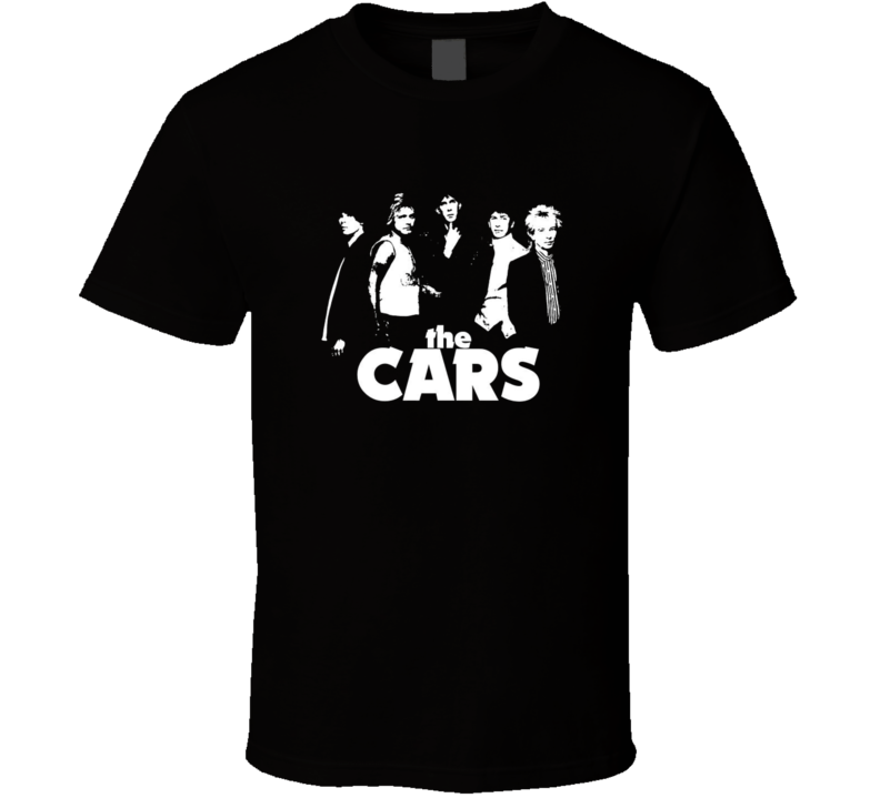 The Cars T Shirt