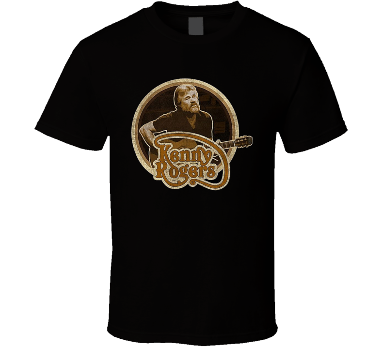 Kenny Rogers T Shirt