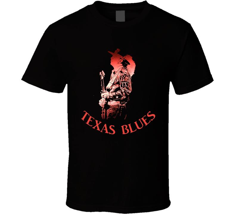 Texas Blues T Shirt