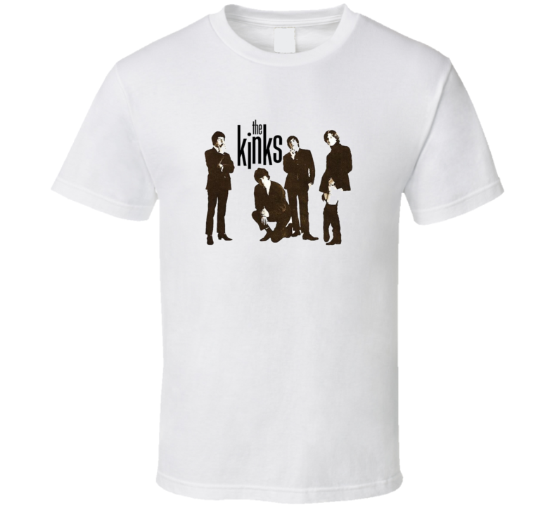 The Kinks T Shirt