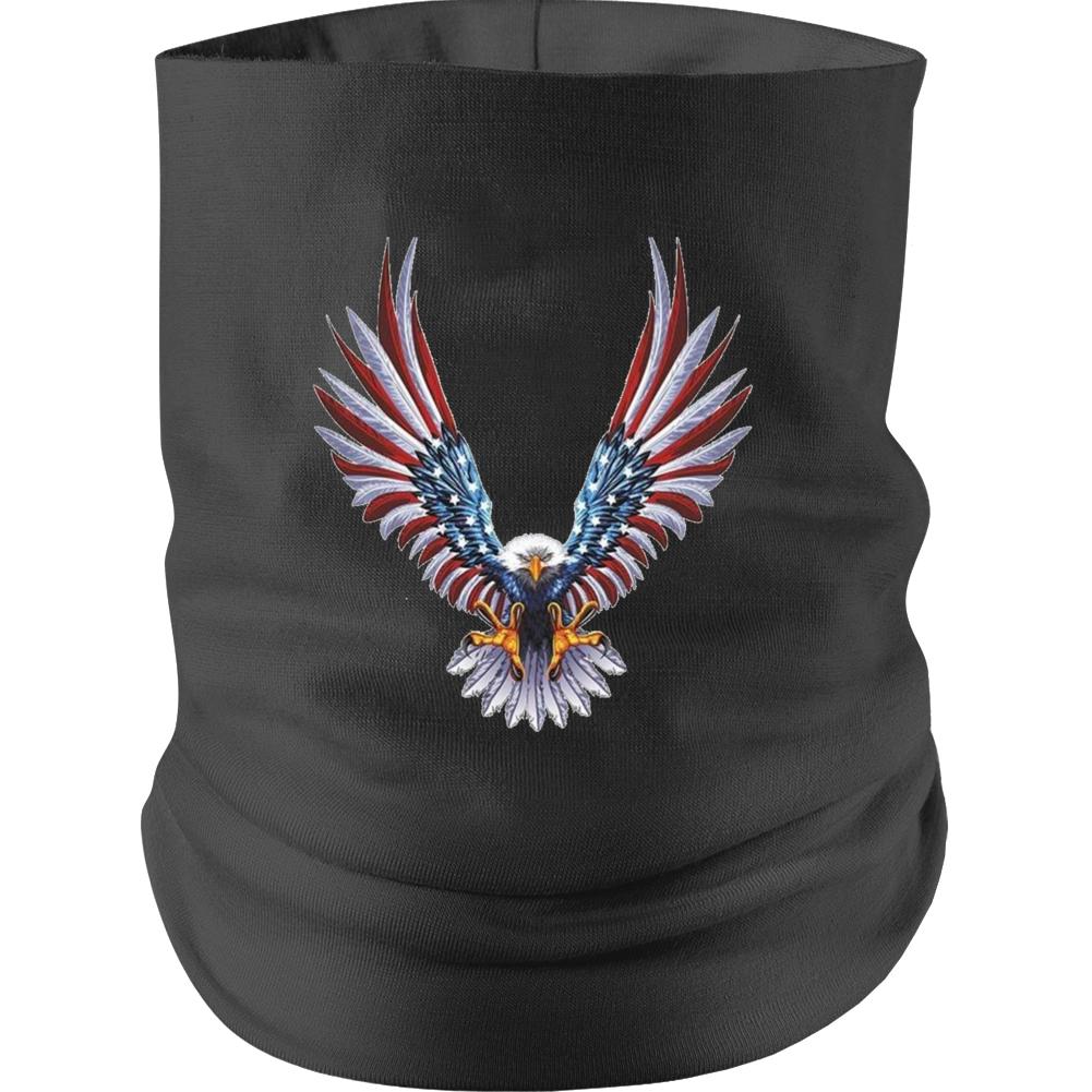 U S A Eagle Neck gaiter