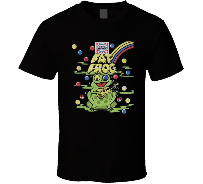 Good Humor Fat Frog T Shirt