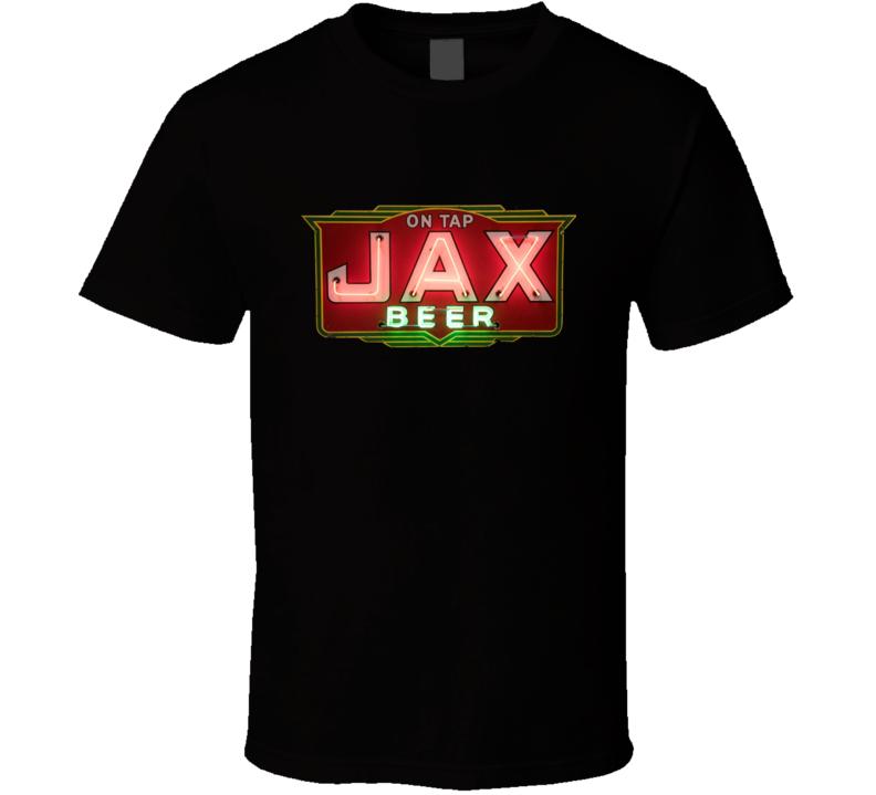 Jax Beer T Shirt