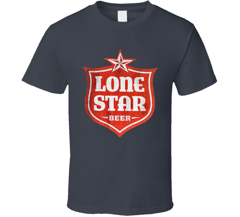 Lone Star Beer T Shirt